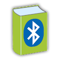 Agenda telefónica Bluetooth icon
