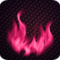 Fire Glow Free Live Wallpaper icon