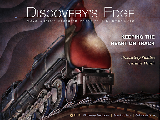 Mayo Clinic Discovery's Edge