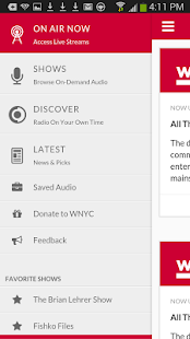 WNYC- screenshot thumbnail