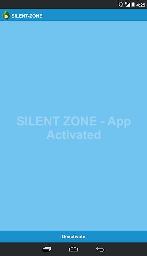 玩教育App|SILENT ZONE免費|APP試玩