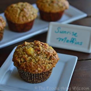 Sunrise Muffins