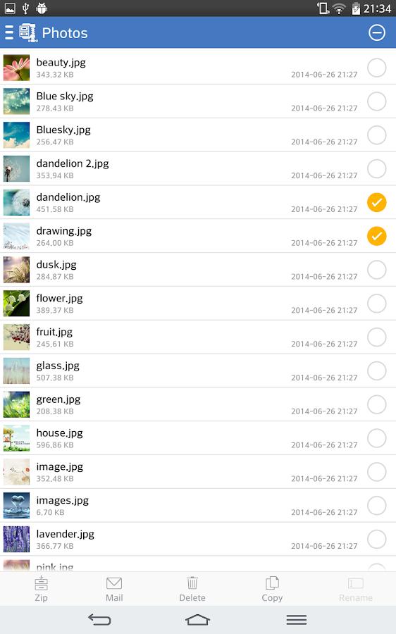WinZip – Zip UnZip Tool - screenshot