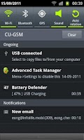 Screenshot of Battery Defender - 1 Tap Saver
