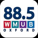 WMUB Public Radio App icon