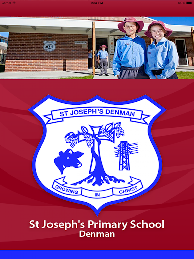 St Joseph's PS Denman
