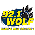 92.1 The Wolf icon