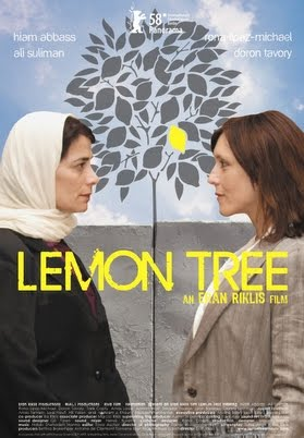 the plight of palestinian people in lemon tree by eran riklis