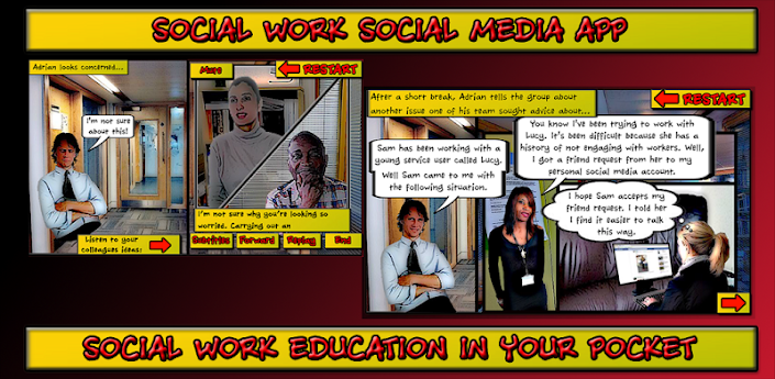 Thumbnail for Social Work Social Media - Android Apps on Google Play