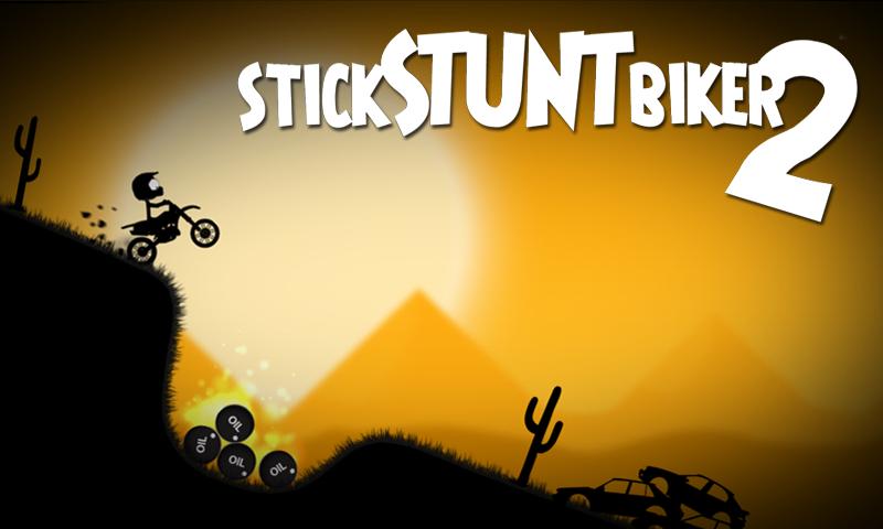 Stick Stunt Biker 2 screenshot #11