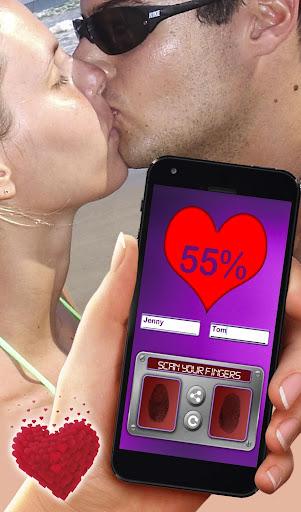 玩免費娛樂APP 下載爱情测试扫描仪 app不用錢 硬是要APP
