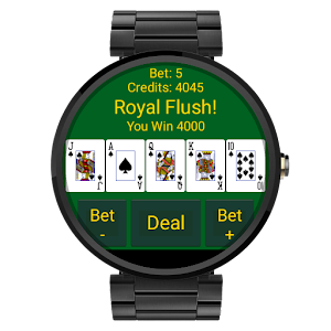 Wear Video Poker for PC and MAC
