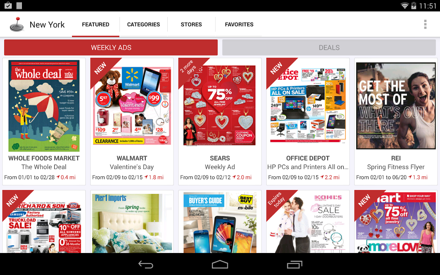 Shopfully - screenshot