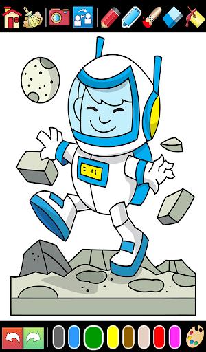 太空与导弹:绘图游戏