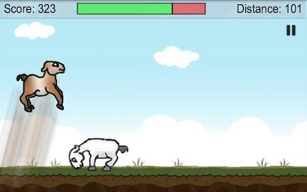 Buttermilk - The Bouncing Goat Screenshot 2