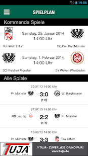 SC Preußen 06 e.V. Münster - screenshot thumbnail