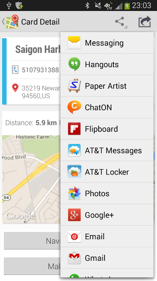 Lowa – Location Address Wallet
