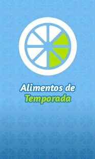 Alimentos de Temporada - screenshot thumbnail