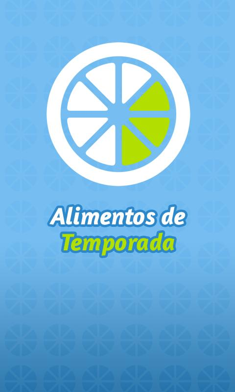 Alimentos de Temporada - screenshot