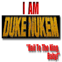 I Am Duke Nukem logo