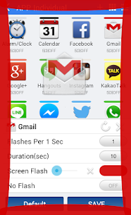 Flash Notification 2- screenshot thumbnail