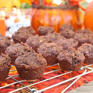 Paleo Chocolate Pumpkin Cookies.