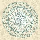 Paisley Wheels Live Wallpaper icon