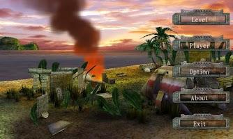 Screenshot of DeepDanger