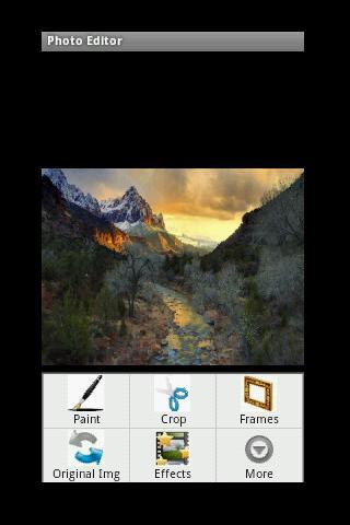 PhotoEditor - Pro - screenshot