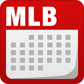 MLB Baseball Schedule 2014