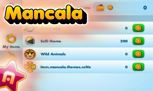 Mancala- screenshot thumbnail