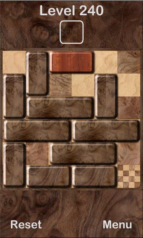 Wood Puzzle- screenshot
