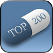 Top 200 Drugs Quiz & Card icon