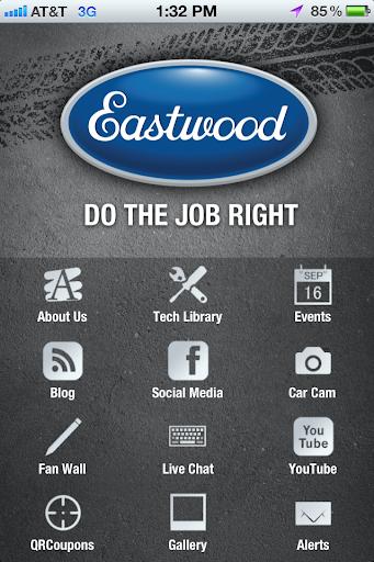 The Eastwood Company App