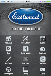 The Eastwood Company App- screenshot thumbnail