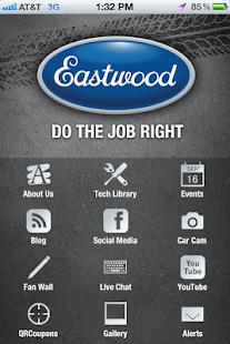 The Eastwood Company App - screenshot thumbnail