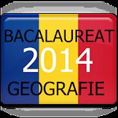 BAC Geografie