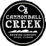 Logo for Cannonball Creek Brewing Company