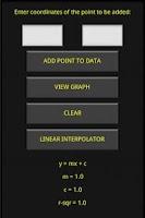 Screenshot of Regression/ Interpolation FREE