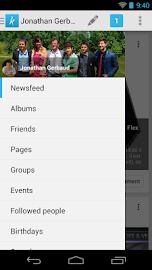 Klyph for Facebook Screenshot 3