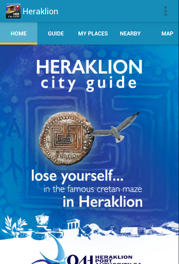 Heraklion City Guide(by H.P.A)- screenshot