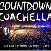 Countdown Coachella