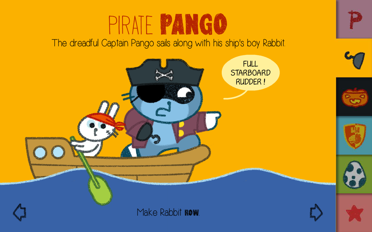 Pango Disguises - screenshot
