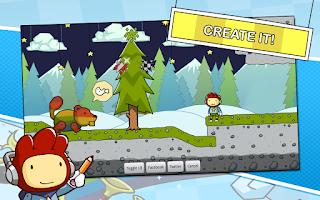 Screenshot of Scribblenauts Remix