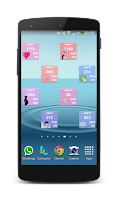 Screenshot of Days Counter Widgets