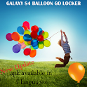GALAXY S4 BALLOON LOCK SCREEN icon