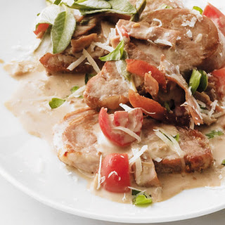 Tuscan Herb and Tomato Pork Tenderloin