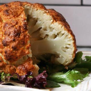 Roast the Whole Darn Cauliflower!.