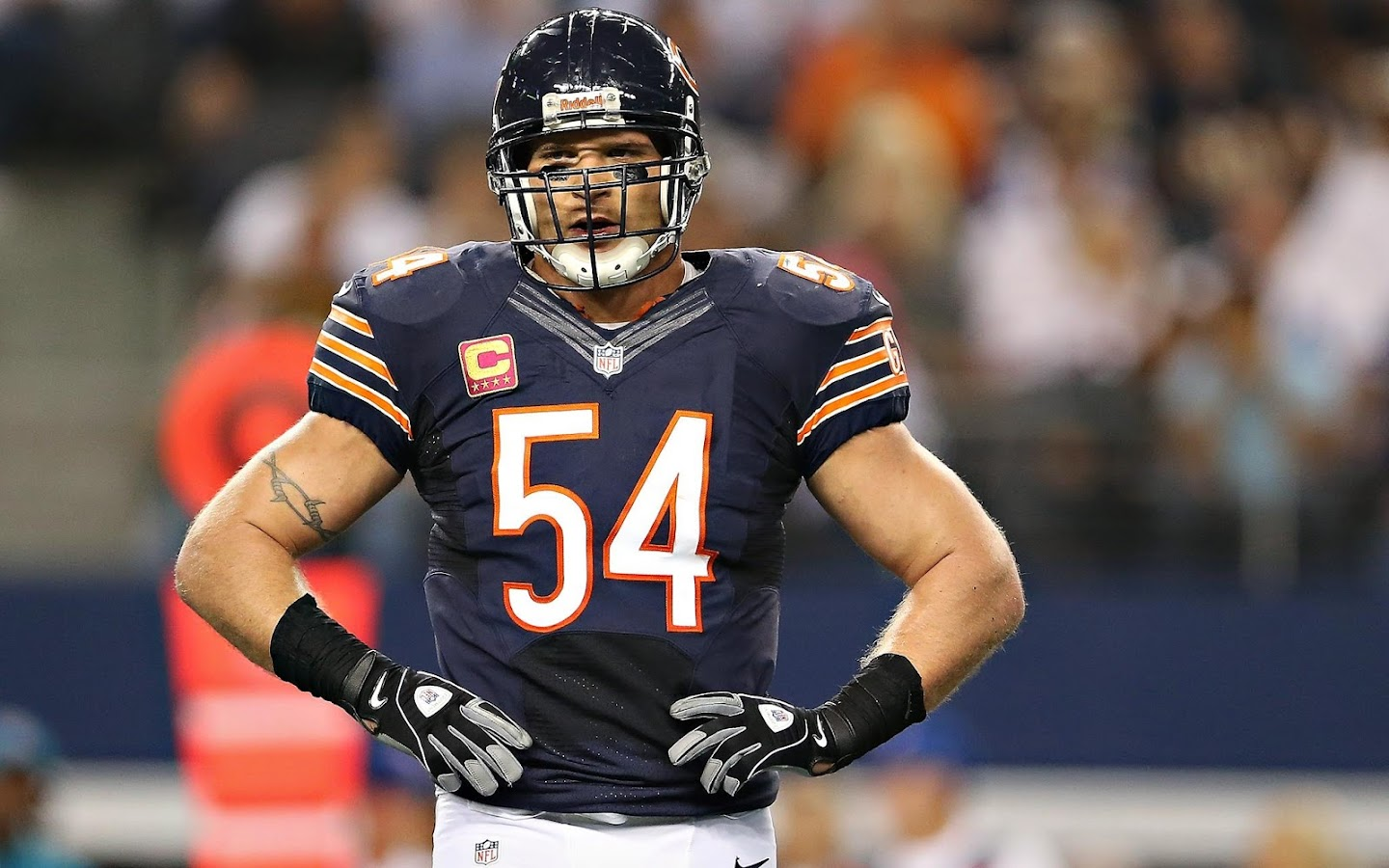 Brian Urlacher Wallpaper Free - Android Apps on Google Play