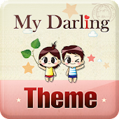 MyDarling Rabbit theme